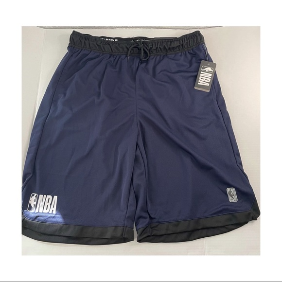 Blue Basketball Shorts Net-Dry be NBA
